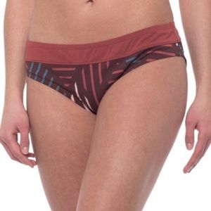 Carve Designs Catalina Bikini Bottoms Merlot XL/14
